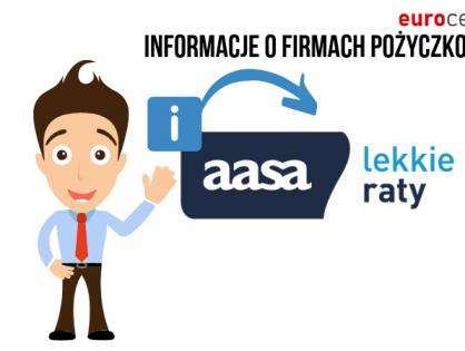 Aasa Polska - informacje na temat pożyczkodawcy