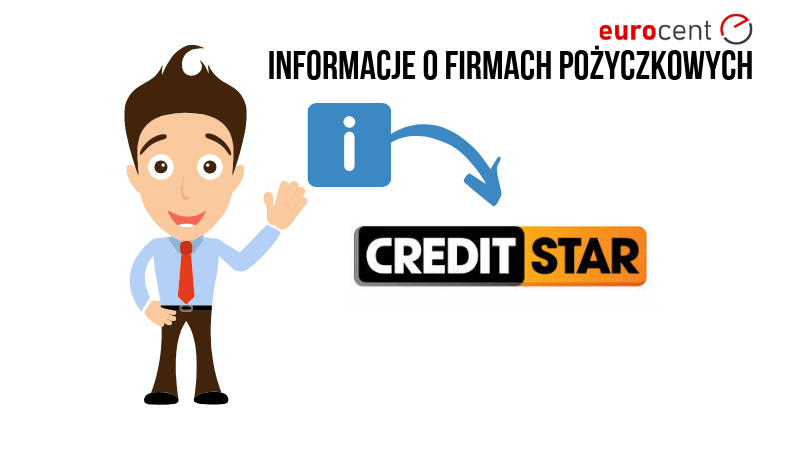 Creditstar - informacje na temat pożyczkodawcy