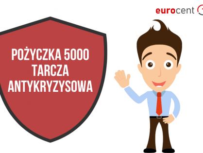Pożyczka 5000 Tarcza Antykryzysowa - zasady, warunki udzielenia i sposób wnioskowania.