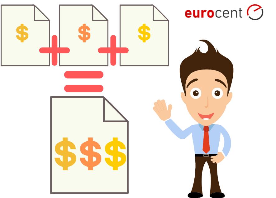 Pożyczka konsolidacyjna - zalety