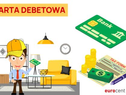 Karta debetowa i jej funkcjonalność.
