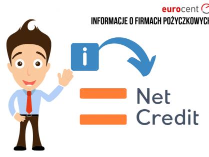 Net Credit oferta - najważniejsze informacje na temat pożyczkodawcy
