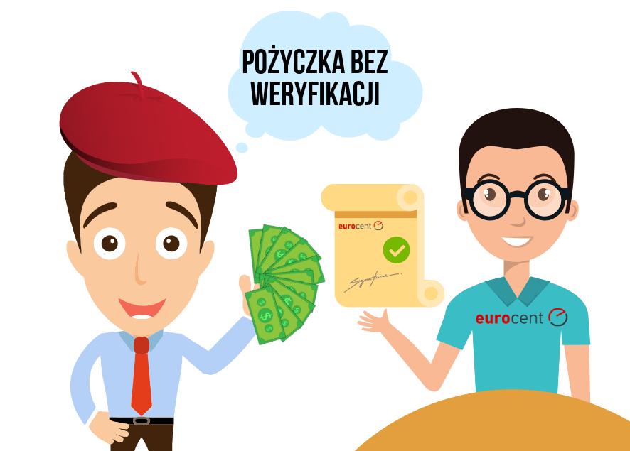 Pożyczka bez weryfikacji a pożyczka bez zaświadczeń