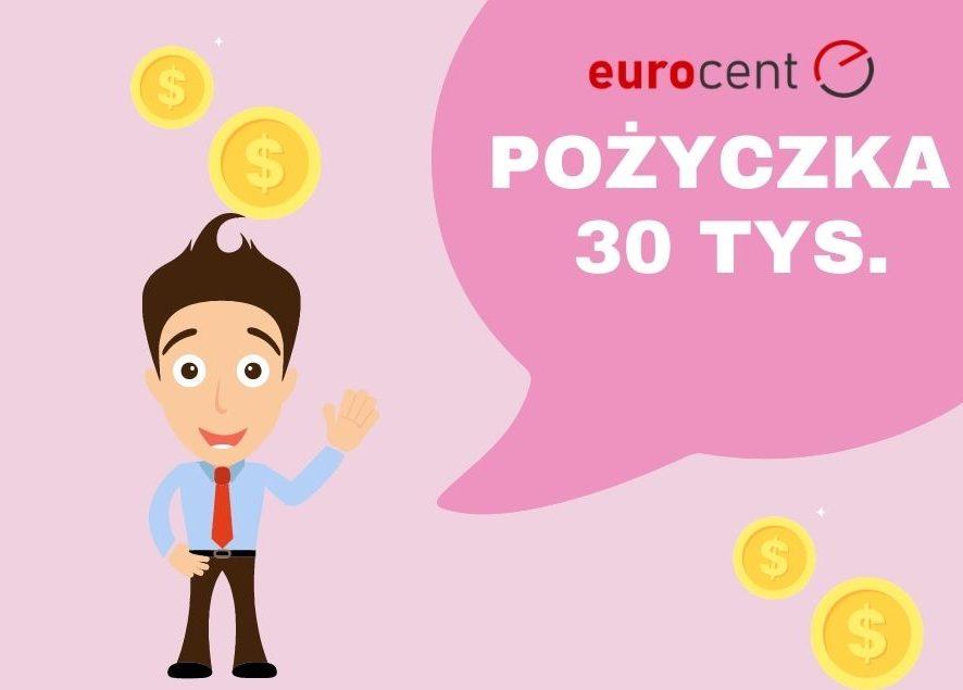 Gdzie szukać szybkiej pożyczki w kwocie 30 tysięcy złotych?
