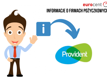 Provident oferta - najważniejsze informacje na temat pożyczkodawcy