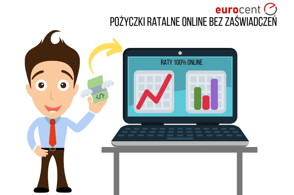 Dlaczego warto zaciągać pożyczki ratalne online bez zaświadczeń?