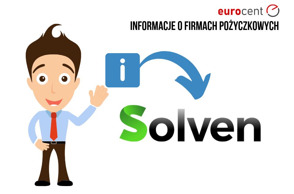 SOLVEN oferta -  najważniejsze informacje na temat pożyczkodawcy