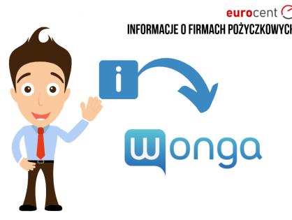 Wonga oferta - najważniejsze informacje na temat pożyczkodawcy